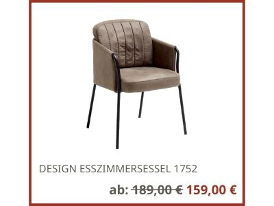 Design Esszimmersessel 1752